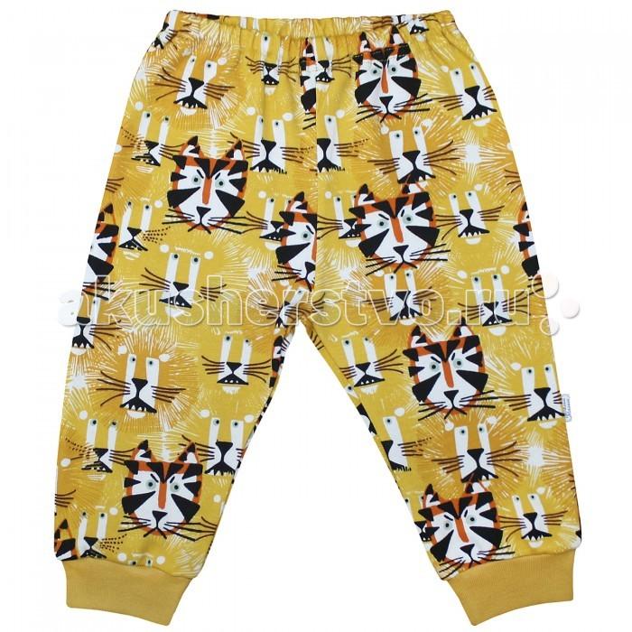 Брюки, джинсы и штанишки Веселый малыш Штанишки для мальчика набивка Лев