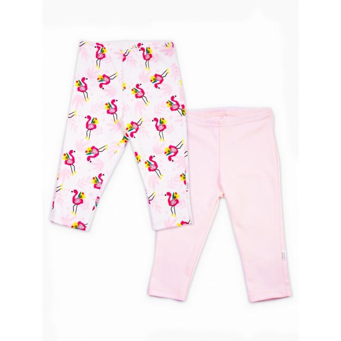 Штанишки и шорты Веселый малыш Штанишки Малыш фламинго 2 шт.