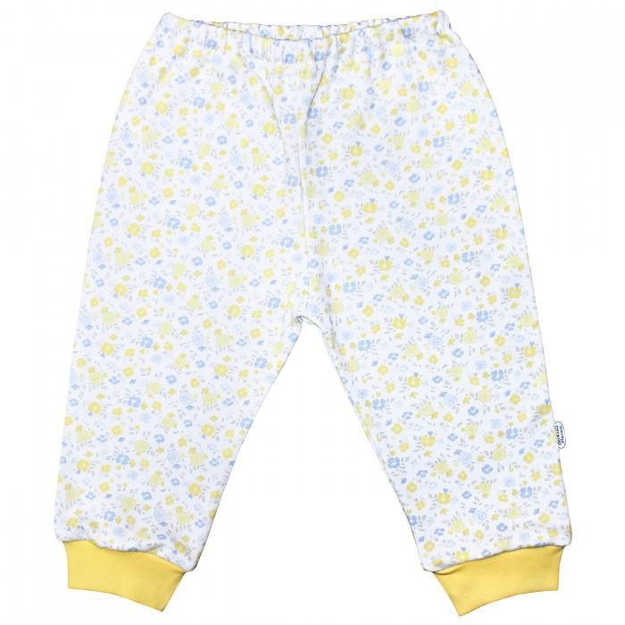 Брюки, джинсы и штанишки Веселый малыш Штанишки Мамина радость Цветочки стоимость