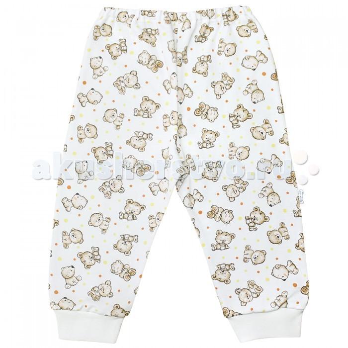 Брюки, джинсы и штанишки Веселый малыш Штанишки Мишутка брюки джинсы и штанишки веселый малыш штанишки пингвины 33140