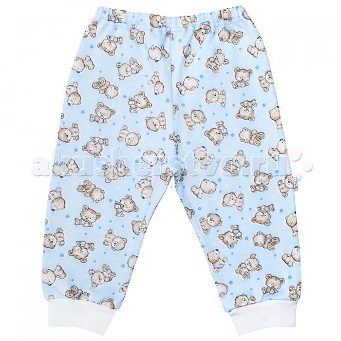 Брюки, джинсы и штанишки Веселый малыш Штанишки Мишутка детская одежда