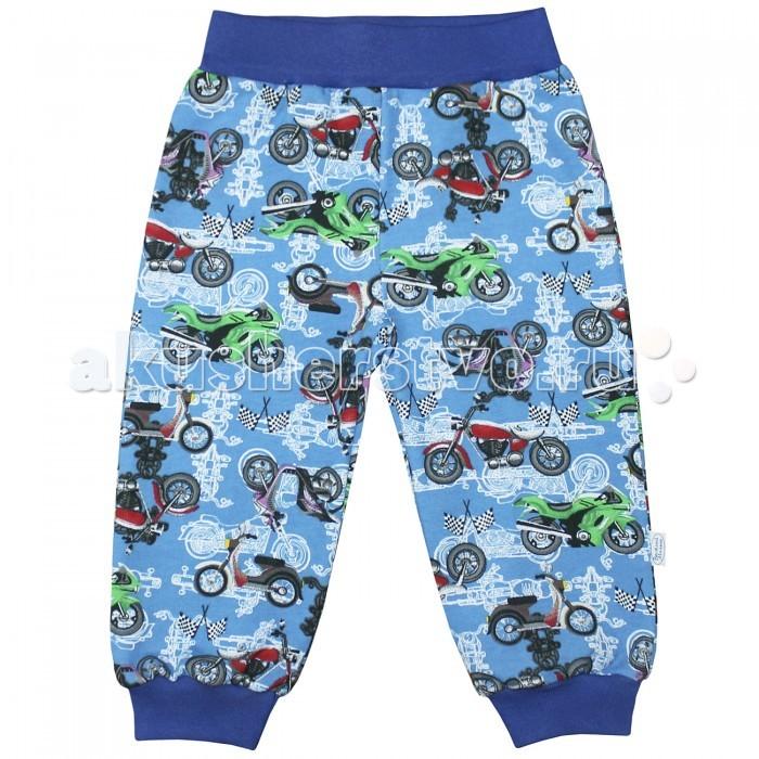 Брюки, джинсы и штанишки Веселый малыш Штанишки Мото