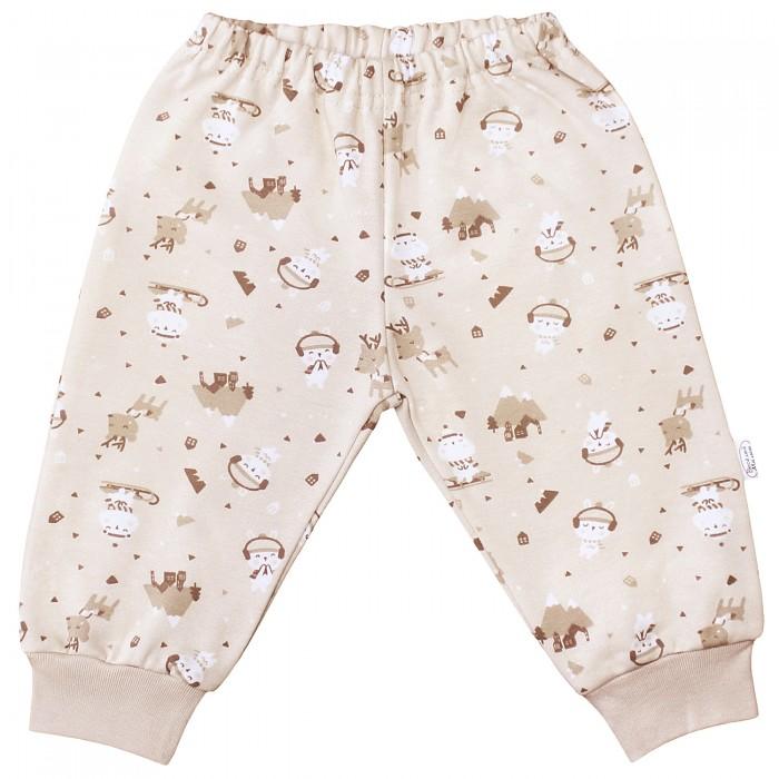 Брюки, джинсы и штанишки Веселый малыш Штанишки Олени 33140