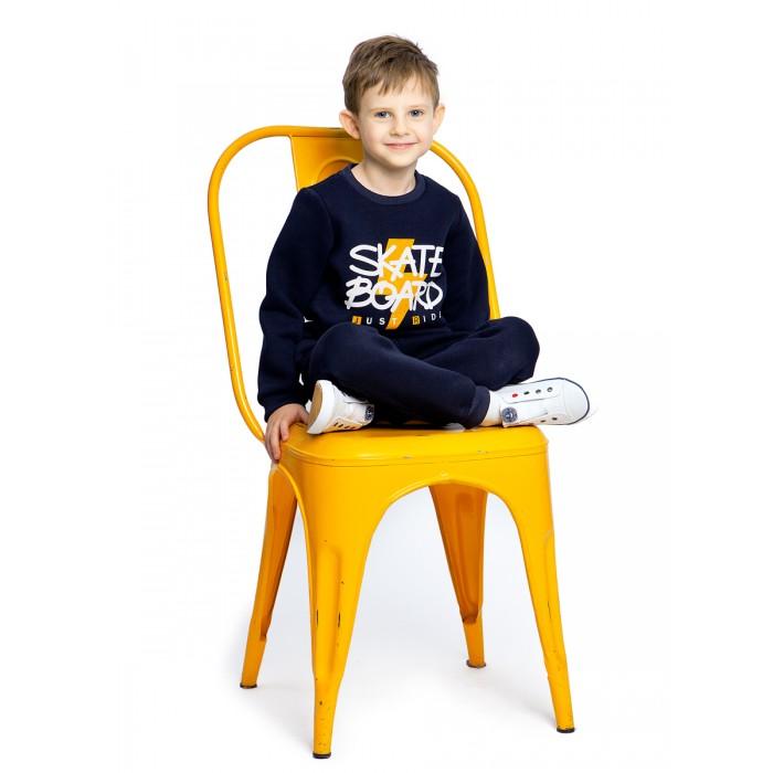 Толстовки и свитшоты Веселый малыш Свитшот для мальчика Скейтер