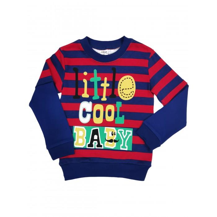 Толстовки и свитшоты Веселый супер-Далматинец Толстовка для мальчика Little cool baby SH370