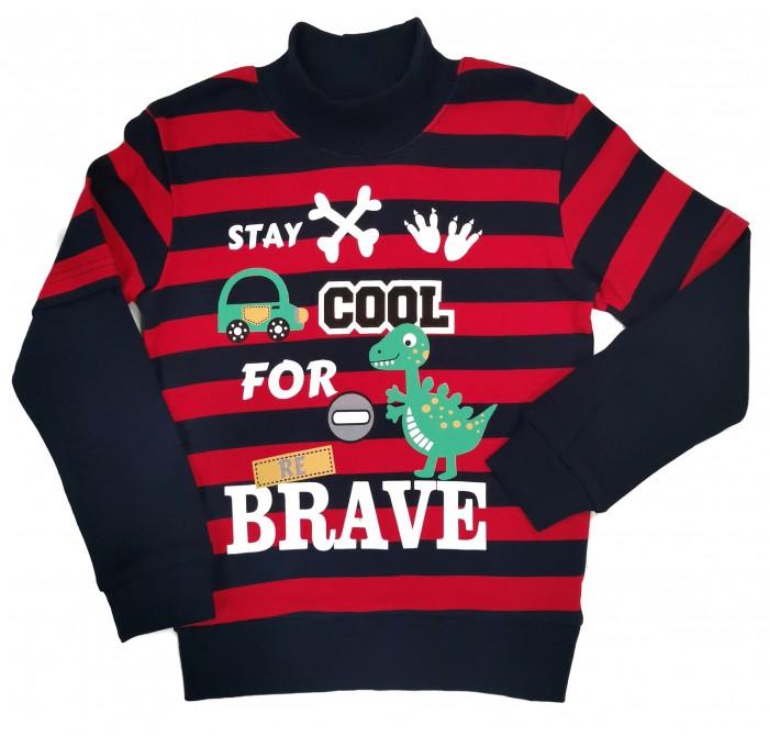 Водолазки и лонгсливы Веселый супер-Далматинец Водолазка для мальчика Brave