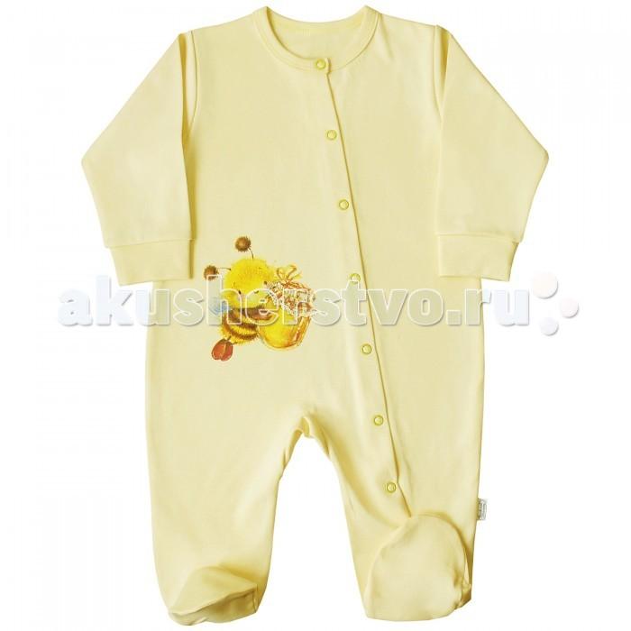 Комбинезоны и полукомбинезоны Веселый малыш Комбинезон Пчелка 59322