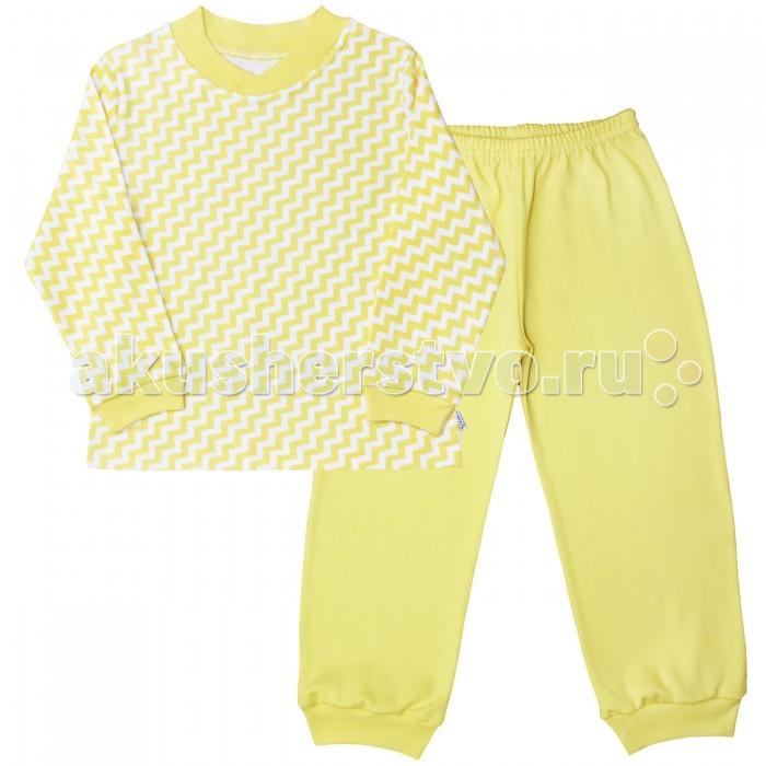 Пижамы и ночные сорочки Веселый малыш Пижама 9215 детская одежда