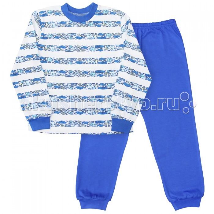 Пижамы и ночные сорочки Веселый малыш Пижама Подводный Мир 9317