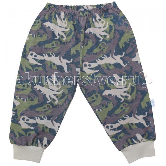 Брюки, джинсы и штанишки Веселый малыш Штанишки Динозавры 33170