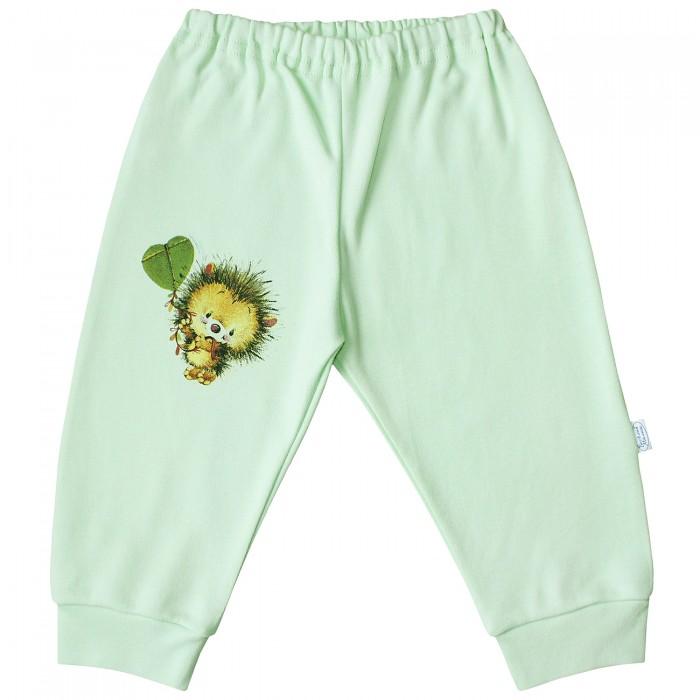 Брюки, джинсы и штанишки Веселый малыш Штанишки Ежик 33320 брюки джинсы и штанишки веселый малыш штанишки пингвины 33140
