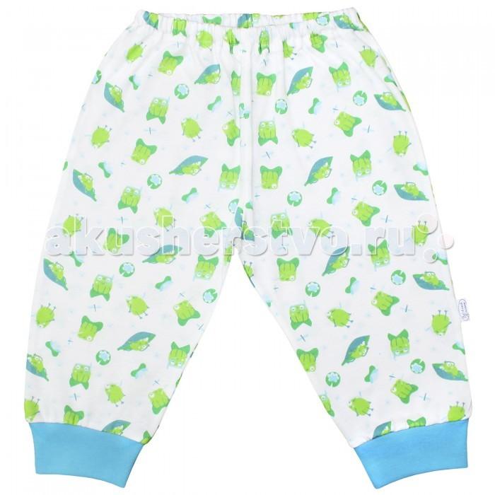 Брюки, джинсы и штанишки Веселый малыш Штанишки Лягушонок брюки джинсы и штанишки веселый малыш штанишки ежик 33320