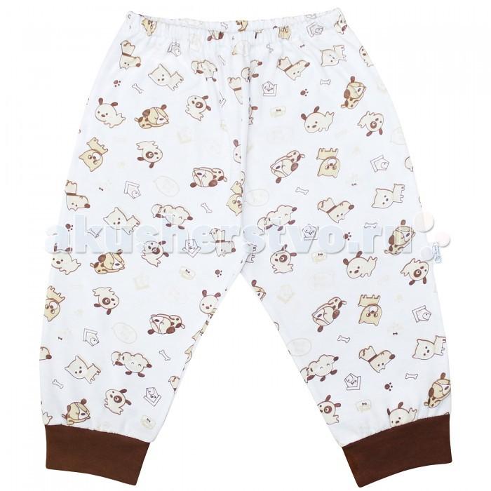 Брюки, джинсы и штанишки Веселый малыш Штанишки Собачка брюки джинсы и штанишки веселый малыш штанишки пингвины 33140