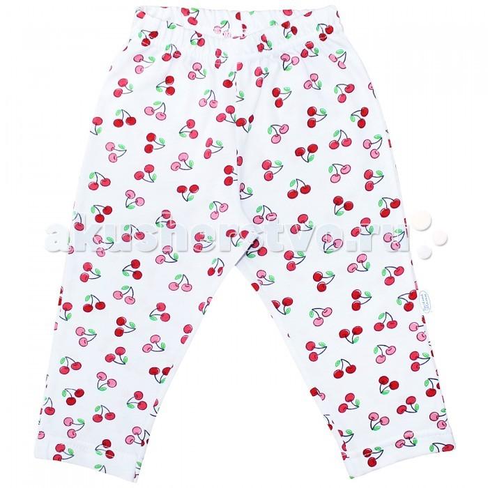 Брюки, джинсы и штанишки Веселый малыш Штанишки Вишенки 135/170 детская одежда