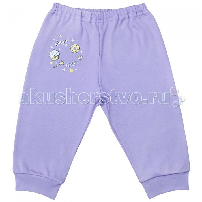 Брюки, джинсы и штанишки Веселый малыш Штанишки Волшебный единорог 33320 детская одежда
