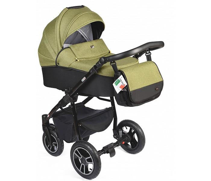 Коляска Vikalex Cochinella 3 в 1Cochinella 3 в 1Коляска Vikalex Cochinella 3 в 1 - стильная многофункциональная модель для ежедневных прогулок, предназначена для малышей с рождения.   «Продвинутая» система амортизации и надувные колеса придадут коляске Vikalex мягкий и плавный ход, маневренность и хорошую проходимость и в зимнюю пору по снегу, и в осеннюю слякоть.  Компактно складывающаяся рама, позволит хранить и транспортировать коляску без особых  затруднений.  Шасси: Прочная металлическая рама Механизм сложения рамы книжка Регулируемая ручка Большие надувные колеса Пружинная амортизация Передние поворотные колеса с возможностью фиксации Установка блоков на раму проста и надежна, не требует особых усилий Тканевая корзина для покупок, закрывается на молнию.  Люлька: Удобная и просторная  люлька Бесшумный механизм сложения капюшона Утепленные борта Матрасик для пеленания Чехол наматрасника выполнен из велюра Удобная ручка для переноски люльки в капюшоне.  Прогулочный блок: Просторное сиденье Анатомический матрасик Функция раскладывания до горизонтального положения Большой капюшон с секцией для проветривания 5-точечные ремни безопасности с мягкими плечевыми накладками Ограничительный бампер.  Автокресло: Группа 0+ от 0 до 13 кг (возраст 0-15 месяцев) Ударопрочный пластиковый корпус Вкладыш для новорожденного Анатомическое строение внутреннего объема Ремни безопасности с мягкими плечевыми накладками Гигроскопичная ткань обивки Удобная ручка для переноски.<br>