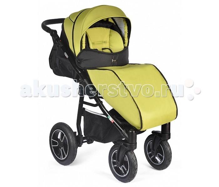 Прогулочная коляска Vikalex LazzaraLazzaraПрогулочная коляска Vikalex Lazzara предназначена для детей от 6 месяцев до 3 лет (15 кг).     Каркас коляски выполнен из прочного и легкого алюминия. Большие надувные колеса с подшипниками добавляют коляске надежность, устойчивость и вездеходность. Колеса легко и просто снимаются. Передние колеса оснащены удобной функцией поворота на 360 гр, с возможностью блокировки.   Особенности: Ручка для родителей перекидная, регулируется по высоте. Спинка коляски регулируется до горизонтального положения. Ширина сиденья 35 см Прогулочный блок оснащен 5-титочечным ремнем с мягкими накладками и ограничителем между ножек. Поручень (бампер) коляски оббит мягкой тканей, легко устанавливается и снимается. Регулируемая подножка коляски. Удобный ножной тормоз. Рама коляски легко складывается, и фиксируется (помещается в любой багажник). Компактна в сложенном виде. Большая и вместительная корзина для подручных предметов. Европейский сертификат соответствия СЕ / Сертификат РСТ.   В комплекте идет: накидка на ножки, корзина для покупок, сумка для мамы.<br>