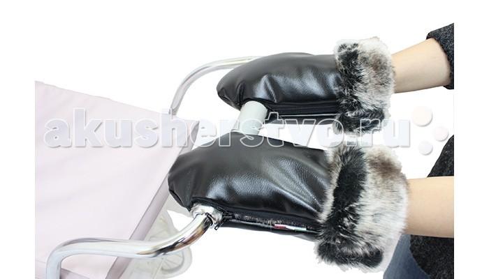 Муфты для рук Vikalex Варежки на коляску Snow Dreams прогулочные коляски vikalex lazzara
