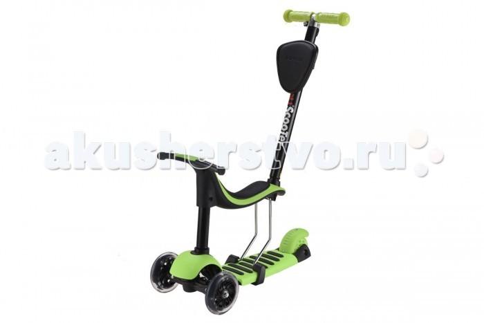 Трехколесный самокат Vip Toys Midou-H-6Midou-H-6Этот супер стильный самокат станет лучшим подарком, особенно в ожидании весенне-летнего периода. Изготовленный из прочного, легкого алюминия, самокат имеет множество уникальных особенностей, которые любой ребенок оценит по достоинству.   Телескопическая ручка сделает комфортной любую поездку, а колеса из прочной резины гарантируют не только мягкий ход, но и надежное сцепление с дорогой.   Самокат будет с вашим ребенком долгое время, сначала ребенок может ездить на самокате сидя, когда подрастет можно будет снять сидение. Стоит отметить и стильный, яркий дизайн, благодаря которому этот самокат не может не понравиться!  Характеристики: материалы - алюминий и прочный пластик соответствует европейским стандартам безопасности предназначен для детей от 3-х лет удобное съемное сидение регулировка сидения: есть яркий дизайн понравится любом ребенку прочные, устойчивые колеса широкая прочная дека специальное покрытие деки предотвратит соскальзывание эргономичной формы руль регулируемая по высоте ручка максимальный вес пользователя для сидения: 30 кг максимальный вес пользователя для платформы: 60 кг  Общие размеры (дхшхв):  60х24х67-90 см Размеры платформы (дхш):  60х24 см Высота рулевой стойки:                                    67-90 см Диаметр колес (передние/задние):  12/8 см<br>