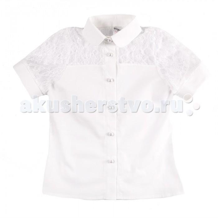 Блузки и рубашки Viva Baby Блузка для девочки D1509-3 блузки new look блузка