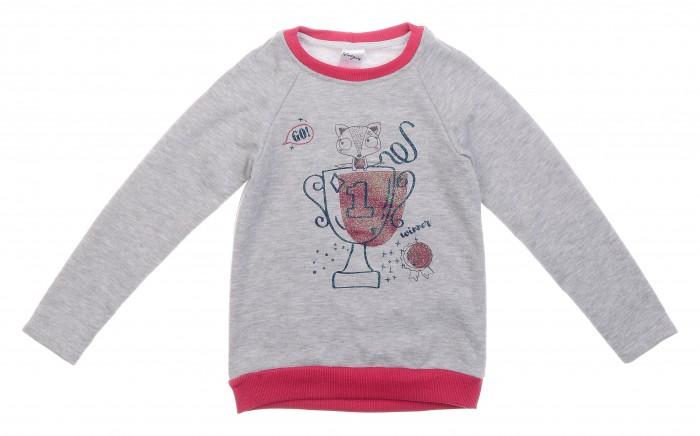 Толстовки и свитшоты Viva Baby Джемпер для девочки Champion girls D6508