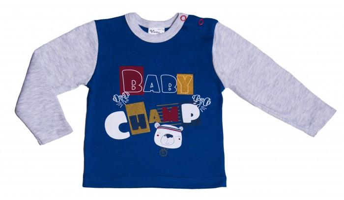 Распашонки и ползунки Viva Baby Кофточка для мальчика Champion boys М5502-1
