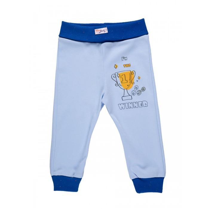 брюки  джинсы и штанишки Брюки и джинсы Viva Baby Штанишки для мальчика М5503