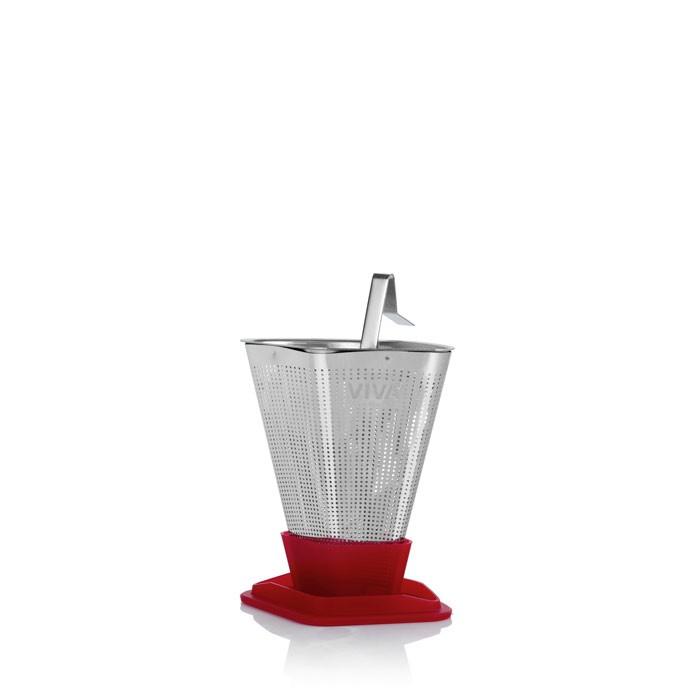 Посуда и инвентарь Viva Scandinavia Ситечко для заваривания чая Infusion ситечко для заваривания чая infusion 6 4х9 3 см красное v29125 viva scandinavia