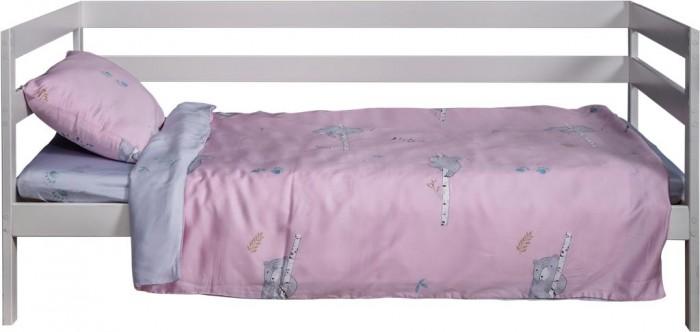Картинка для Постельное белье 1.5-спальное Вомбатик 1.5 спальное Мишки (3 предмета) Na-1103-MiR-K