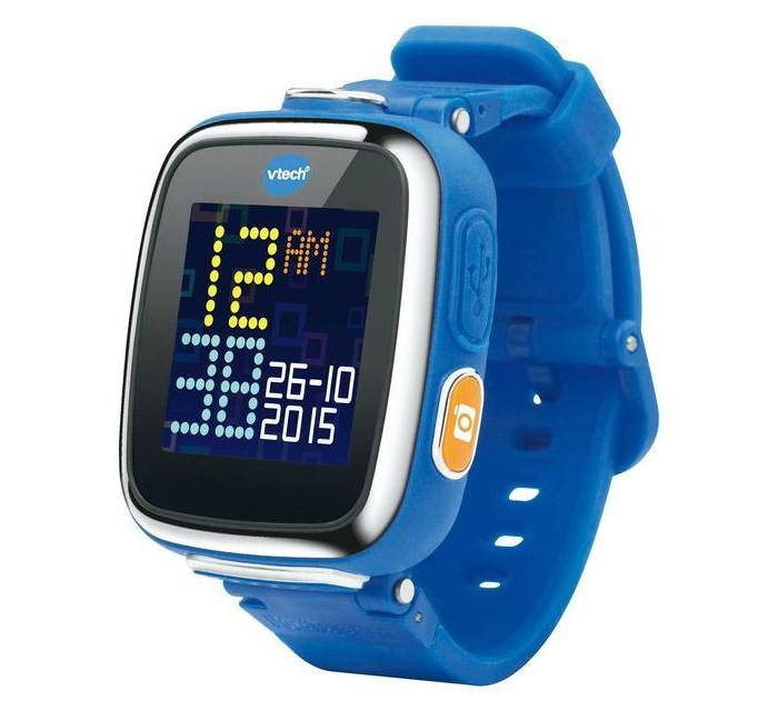 Развитие и школа , Часы Vtech Наручные Kidizoom SmartWatch DX арт: 446969 -  Часы
