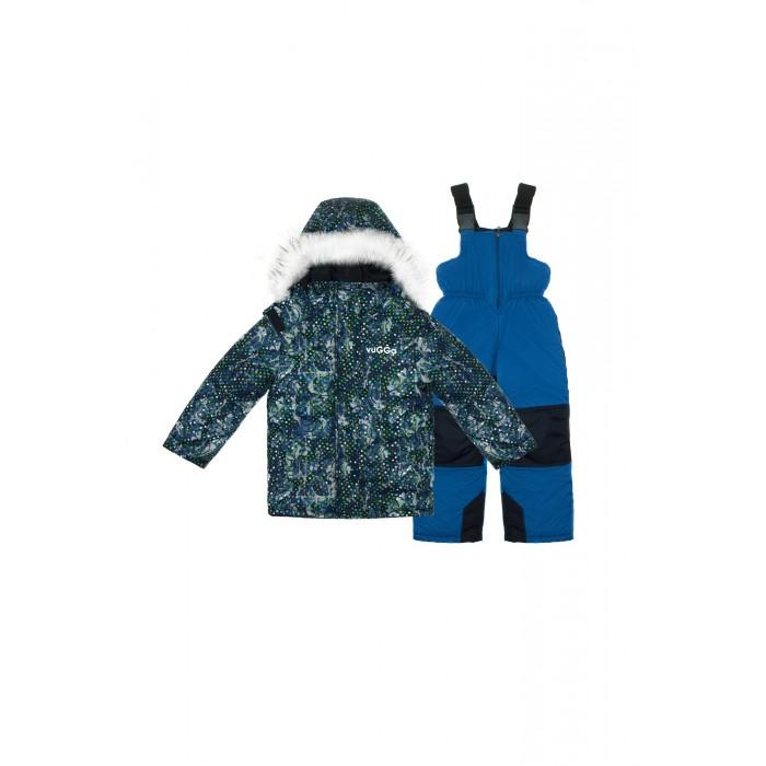 Vugga Костюм зимний для мальчика ГорохКостюм зимний для мальчика ГорохVugga Костюм зимний для мальчика Горох WS-0005 - отличный выбор для зимних игр и прогулок на свежем воздухе. Он прекрасно сохраняет тепло и способен уберечь ребенка от холода даже в сильный мороз.  Особенности: удобный спортивный крой продуманная конструкция яркая привлекательная расцветка костюм состоит из куртки и полукомбинезона на лямках ткань верха - прочный полиэстер - проходит специальную обработку, придающую водоотталкивающие свойства используемые ткани Мембрана/Dewspo утеплитель Shellter отлично сохраняет тепло, позволяя телу дышать, не вызывает аллергических реакций и абсолютно безопасен для здоровья ребенка молния на куртке прикрыта планкой на кнопках на капюшоне отстёгивающаяся опушка, защищающая от снега и ветра плотные трикотажные манжеты с отверстием для пальца в рукавах препятствуют попаданию внутрь снега при активных играх ширина низа куртки регулируется при помощи фиксаторов длина лямок на полукомбинезоне регулируется при помощи фиксаторов брюки с уплотнителем на коленях, задней части и внутренней стороне штанин имеют подвороты, что продлевает срок службы костюма дополнительно в штанинах присутствует ветрозащитная юбка, которая препятствует попаданию снега внутрь светоотражающие элементы на куртке и полукомбинезоне обеспечат безопасность в тёмное время суток все этапы производства сопровождаются строгим контролем качества  Состав: 100% полиэстер, утеплитель: синтепон 400 г/м2. Рекомендации по уходу: стирка при 40°<br>