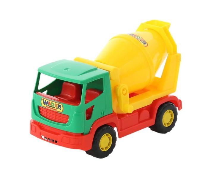Машины Wader Агат автомобиль-бетоновоз