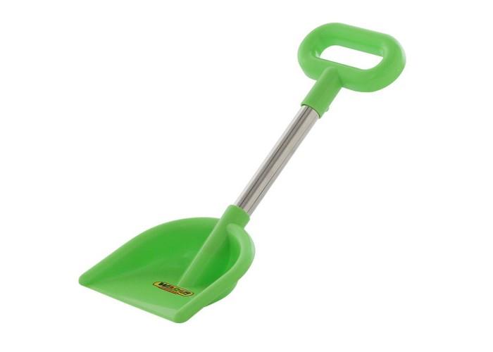 Игрушки для зимы Wader Лопата №20 алюминиевый черенок с ручкой
