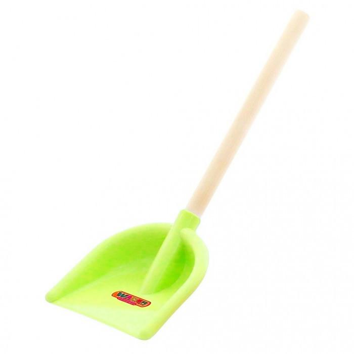 Игрушки для зимы Wader Лопата №15 деревянный черенок черенок 39х1300 для лопаты совковой