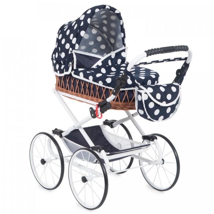 Коляски для кукол Wakart Моника Ретро MONIKA RETRO 0 коляски для кукол mami 16424