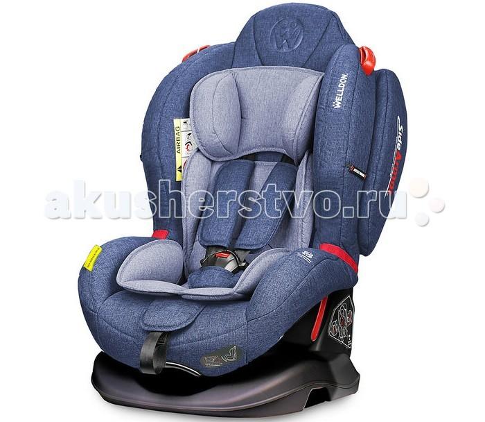 Группа 0-1-2 (от 0 до 25 кг) Welldon Royal Baby 2 SideArmor & CuddleMe автокресло welldon royal baby sidearmor