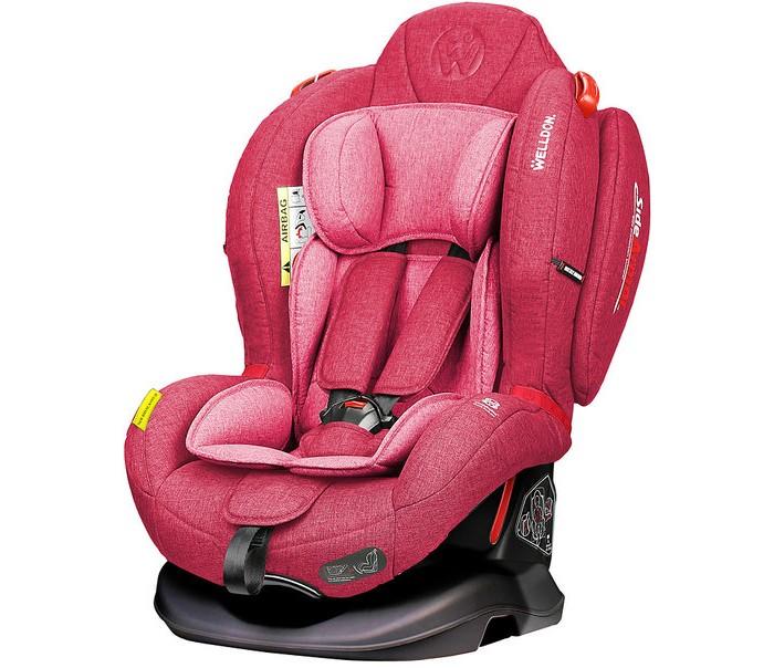 Купить со скидкой Автокресло Welldon Royal Baby 2 SideArmor & CuddleMe