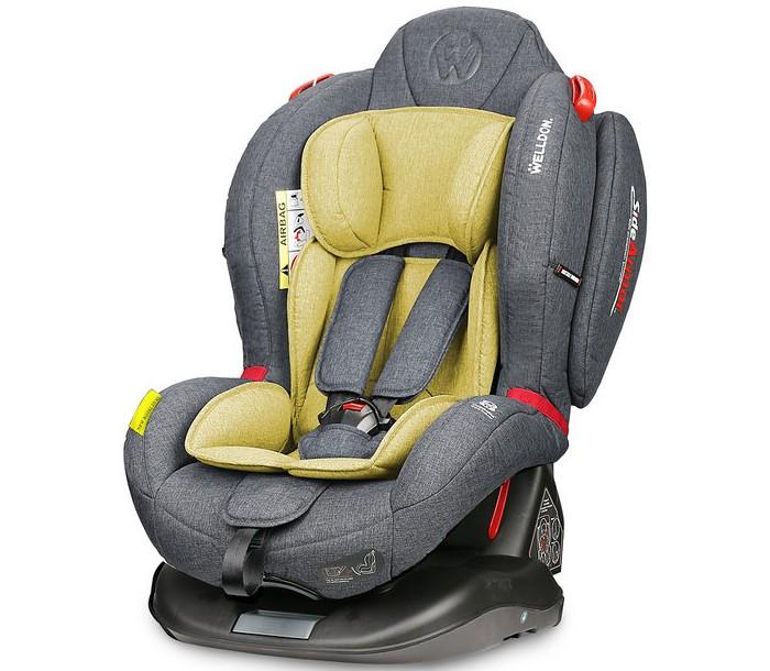 Картинка для Автокресло Welldon Royal Baby Dual Fit