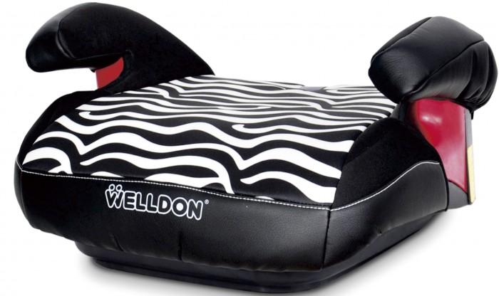 Детские автокресла , Группа 3 (от 22 до 36 кг  бустер) Welldon BS03-T арт: 46027 -  Группа 3 (от 22 до 36 кг - бустер)