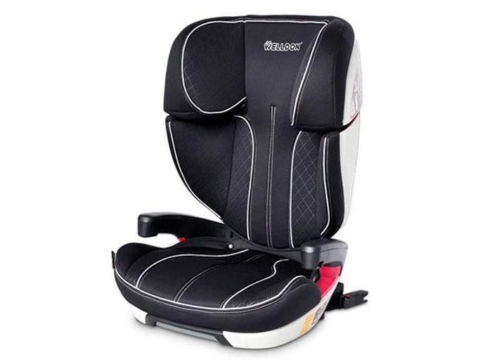 Автокресло Welldon Cocoon Travel Fit BS09-TCocoon Travel Fit BS09-TДетское автокресло Welldon Cocoon Travel Fit сделает путешествие всей семьей на личном автомобиле приятным, комфортным и главное безопасным.  Welldon Cocoon Travel Fit устанавливается в салоне автомобиля в положении – по ходу движения, фиксируется как с помощью штатного ремня, так и системой Isofix - самой надежной на сегодняшний день. Может быть установлено, как на заднем, так и на переднем сидении при условии отключения подушки безопасности.  Welldon Cocoon Travel Fit прошло все необходимые испытания, имеет сертификат соответствия Европейскому стандарту безопасности ECE R44/04.  Стильный дизайн обязательно придется по вкусу Вам и Вашему ребенку.  Крепится как с помощью штатного ремня, так и с помощью системы IsoFix. Комфортная широкая и глубокая спинка. Регулируемый по высоте подголовник. Простая и легкая установка. Регулировка одним нажатием.  Габариты: 42x64x44 см Вес: 7.1 кг<br>