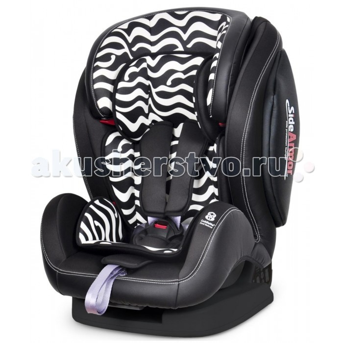 Автокресло Welldon Encore Fit SideArmor & CuddleMe Isofix