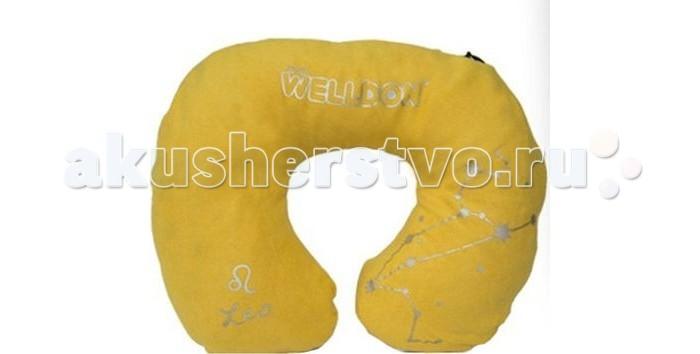 Аксессуары для автомобиля Welldon Подушка-валик под шею