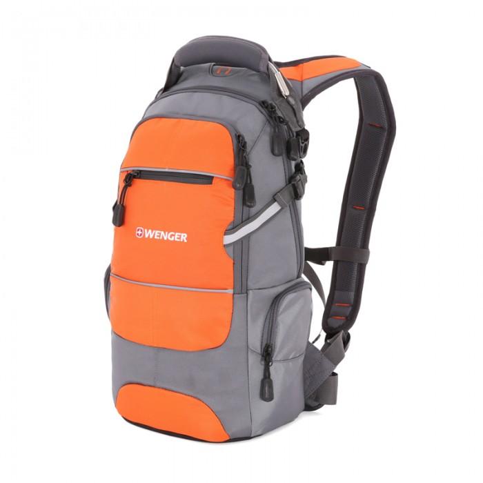 Купить Школьные рюкзаки, Wenger Рюкзак со светоотражающими элементами 23х18х47 см