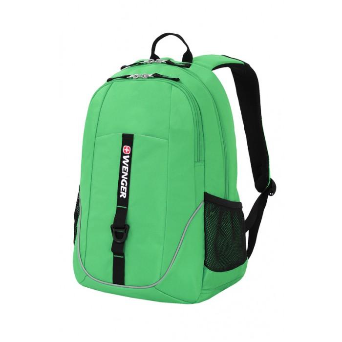 Школьные рюкзаки Wenger Рюкзак со светоотражающими элементами 33x17x46 см 26 л