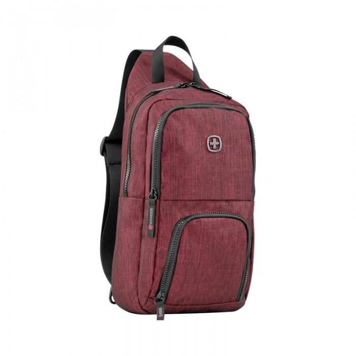 рюкзаки wenger 3001932408 Школьные рюкзаки Wenger Рюкзак Urban Contemporary с одним плечевым ремнем 19х12х33 см