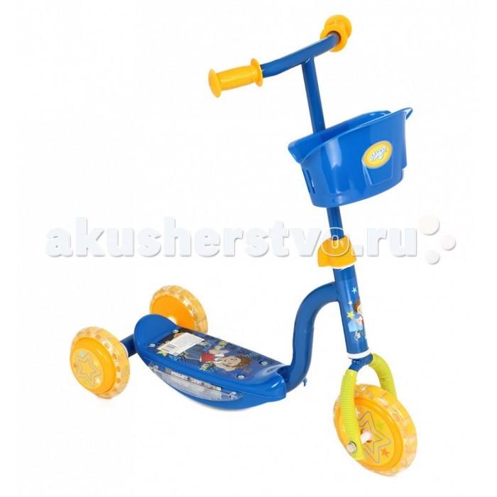 Детский транспорт , Трехколесные самокаты Wingo 212 арт: 322554 -  Трехколесные самокаты