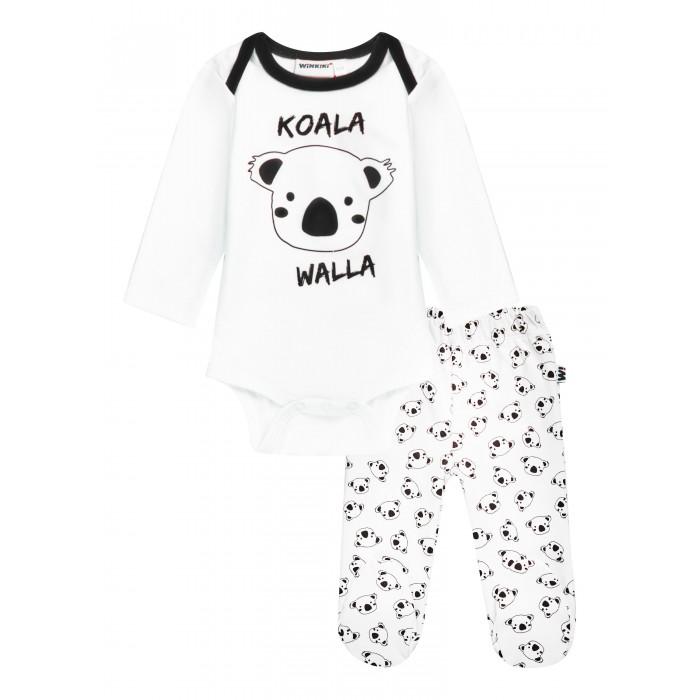Купить Комплекты детской одежды, Winkiki Боди с ползунками WNB92698