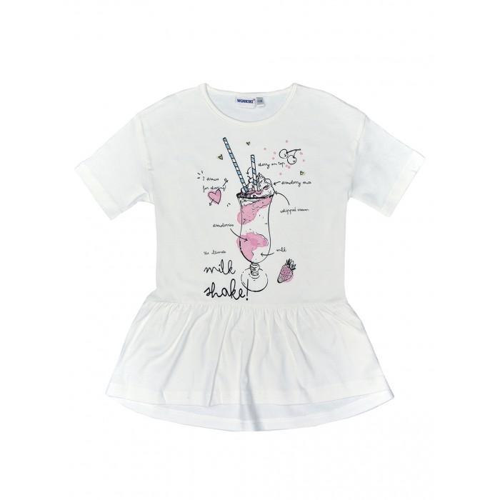 футболки и топы Футболки и топы Winkiki Футболка для девочки WJG91401