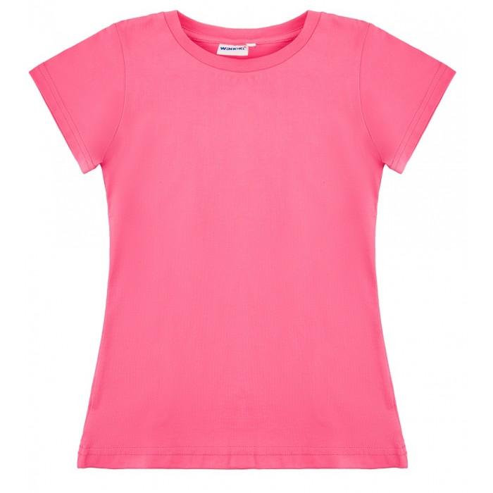 Школьная форма Winkiki Футболка для девочки WKG01806 leggings winkiki for girls wjg81065 hot kids pants tights children s pantyhose