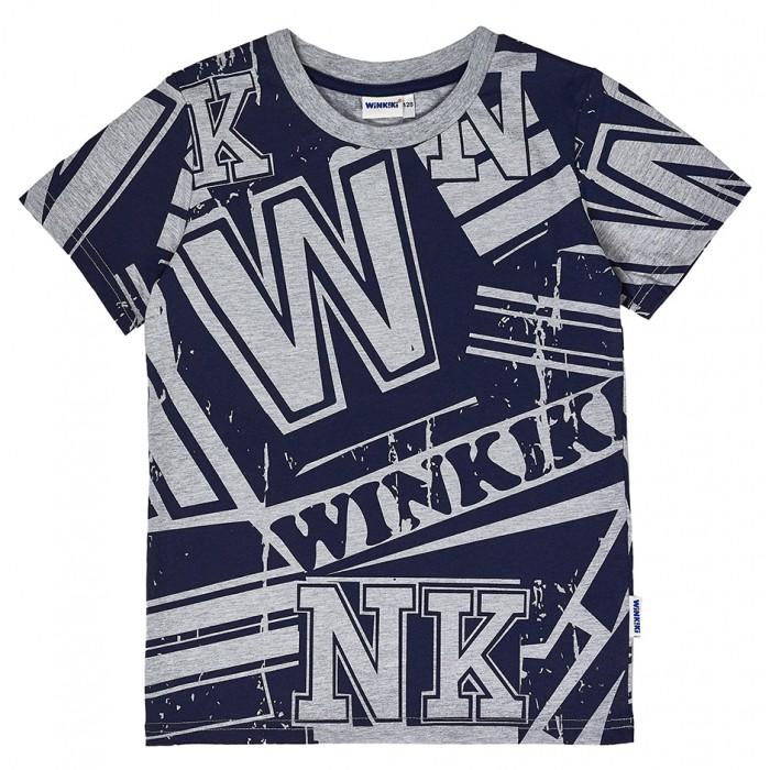 Купить Футболки и топы, Winkiki Футболка для мальчика WJB92602